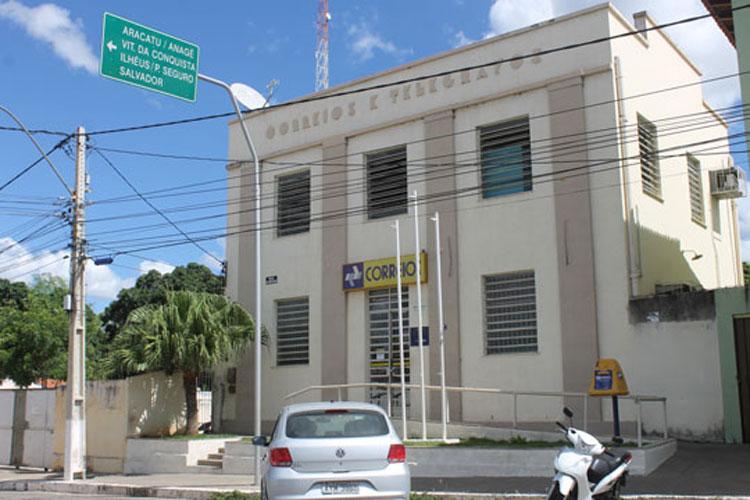 Correios encerrarão 161 agências no Brasil