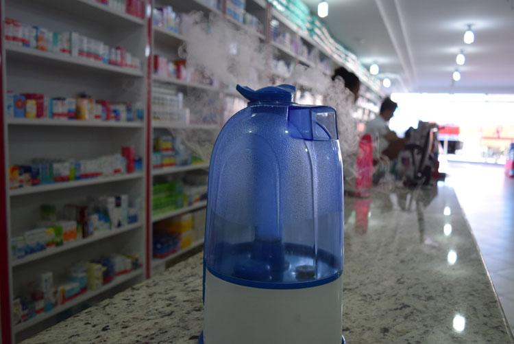 Umidade do ar em 34% e altas temperaturas elevam problemas respiratórios em Brumado