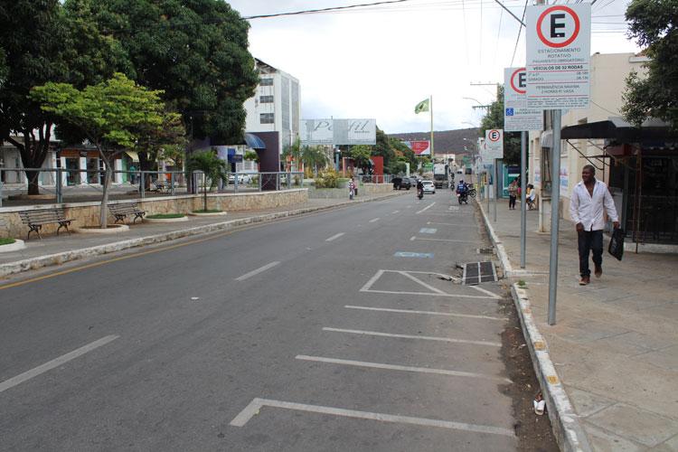 Populares opinam sobre área azul e cobram transporte coletivo em Brumado