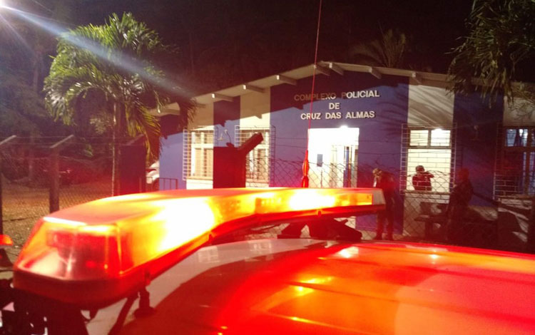 Cruz das Almas: Homem é preso após suspeito de manter companheira em cárcere privado