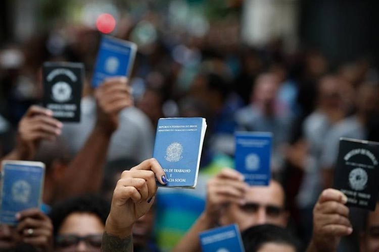 Desemprego fica em 11,2% e atinge 11,9 milhões de brasileiros