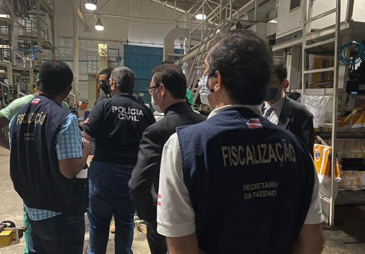 Empresário é preso em ação contra sonegação em Salvador e região
