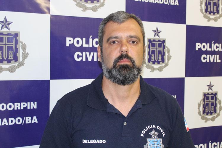 Arilano Botelho assume o comando da 20ª Coorpin em Brumado