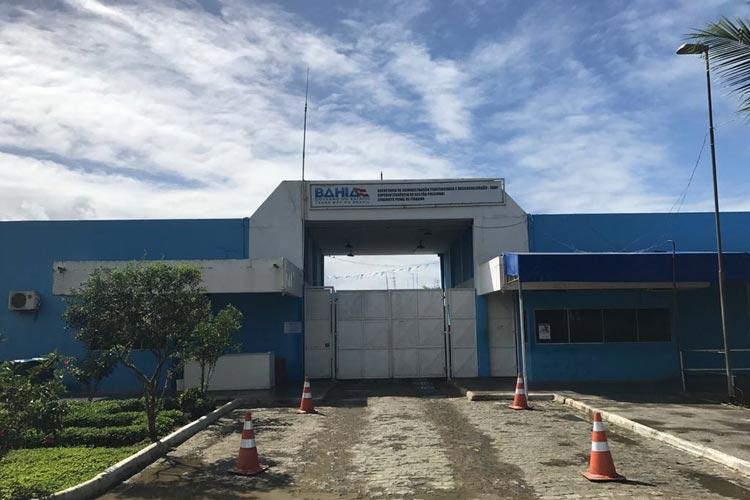 Presos do conjunto penal de Itabuna são feridos a golpes de faca durante briga