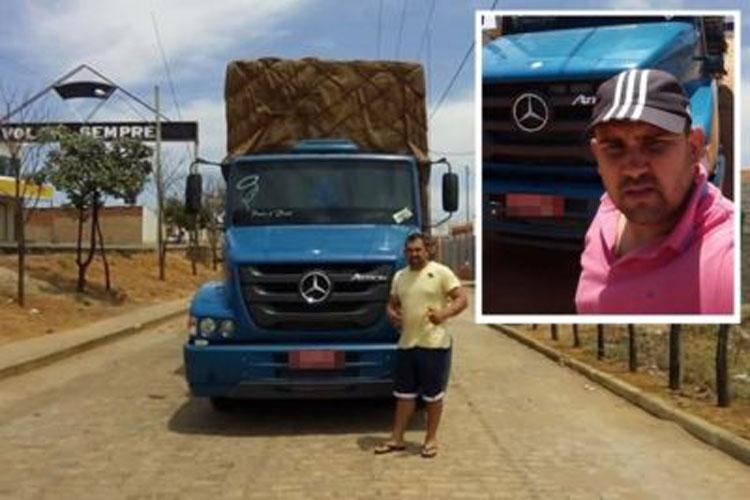 Caminhoneiro de Dom Basílio morre em acidente de caminhão próximo a Campinas