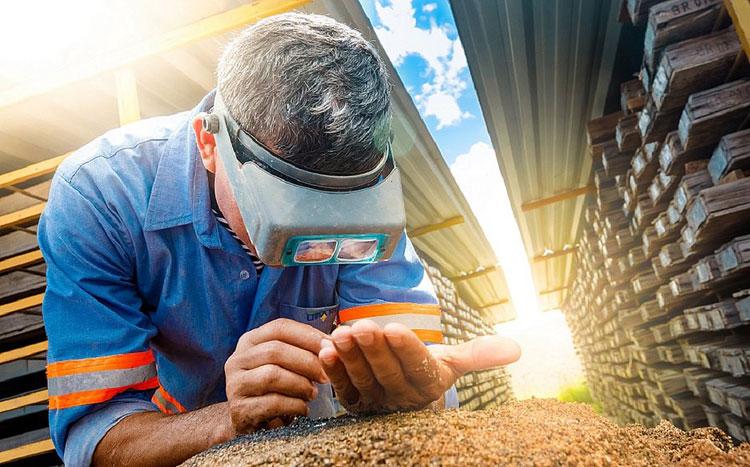 Bahia protagoniza cena da mineração no país
