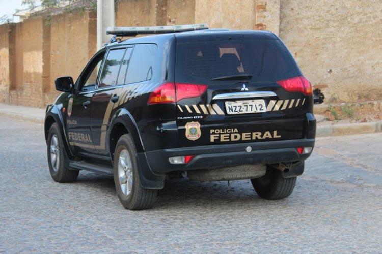 Ação da PF contra organização criminosa cumpre mandados em Livramento e Rio de Contas