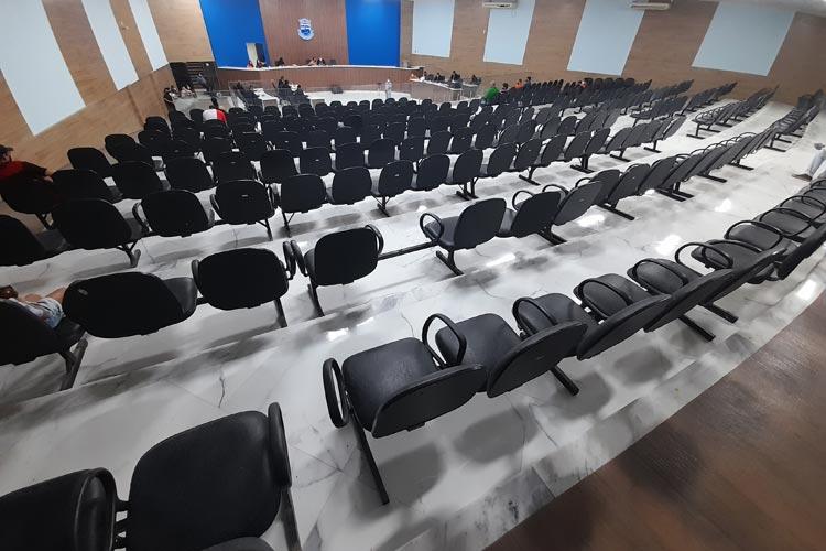 Verimar convoca sessão presencial para eleição de vice-presidente da Câmara de Brumado