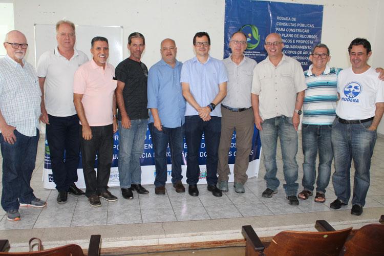 Rodada de debates de uso hídrico da bacia do Rio das Contas foi debatido em Brumado