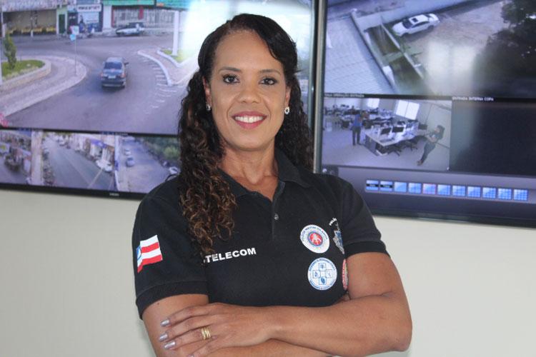 Major Leila Gonçalves é a nova comandante da Polícia Rodoviária Estadual em Brumado