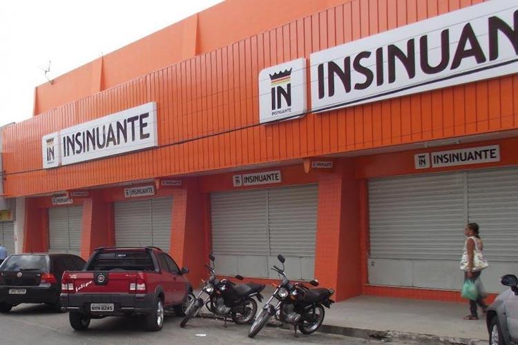 Insinuante/Ricardo Eletro encerra atividades na cidade de Guanambi