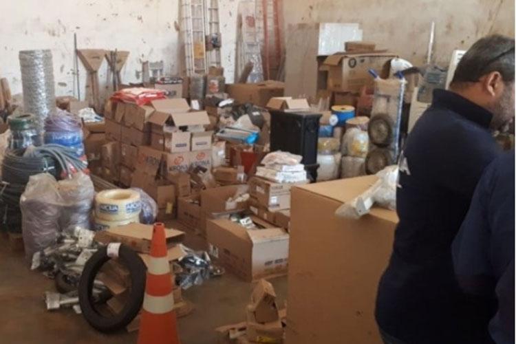 Igaporã: Polícia recupera carga que foi roubada em Barreiras avaliada em R$ 300 mil