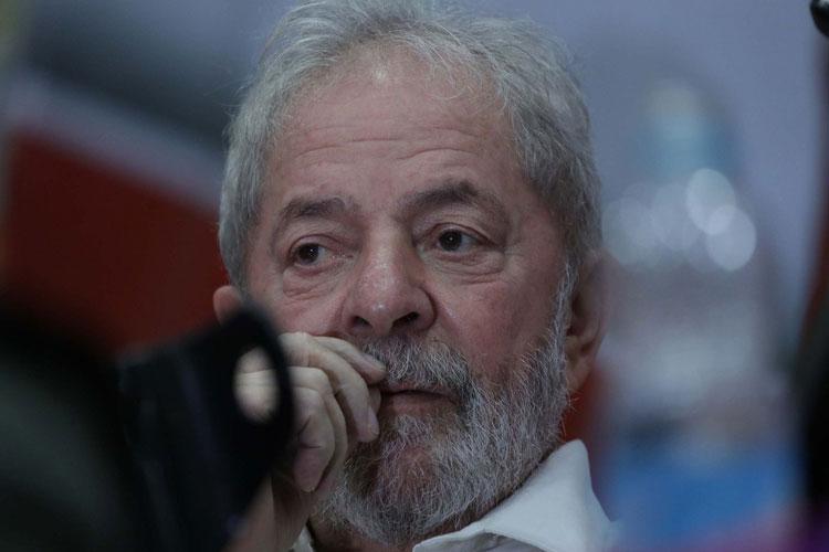 Turma do STF nega pedido de Lula contra Moro