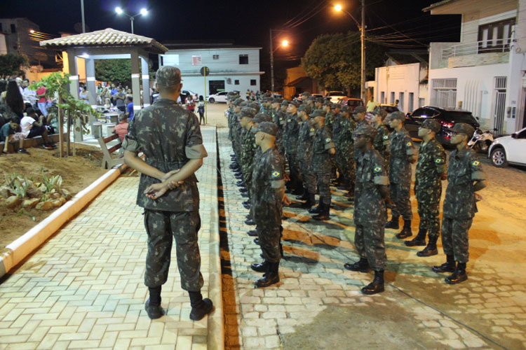 Tiro de Guerra celebra Semana do Exército Brasileiro em Brumado