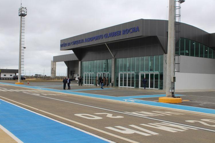 Aeroporto Glauber Rocha: Rui Costa não vai a evento com Bolsonaro em Vitória da Conquista