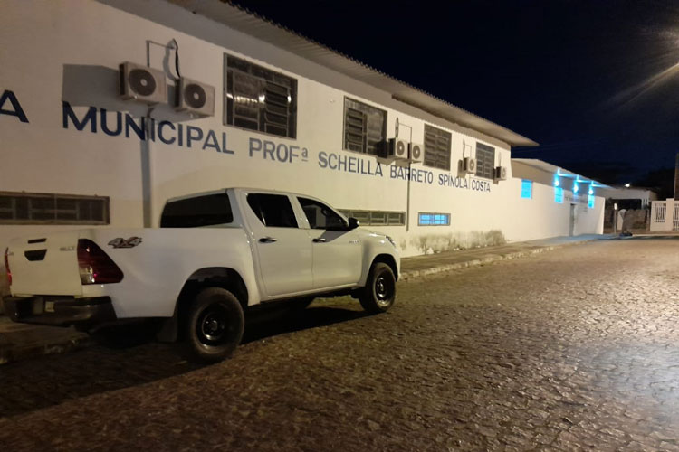 Brumado: Polícia Federal investiga reformas de escolas na gestão de Eduardo Vasconcelos
