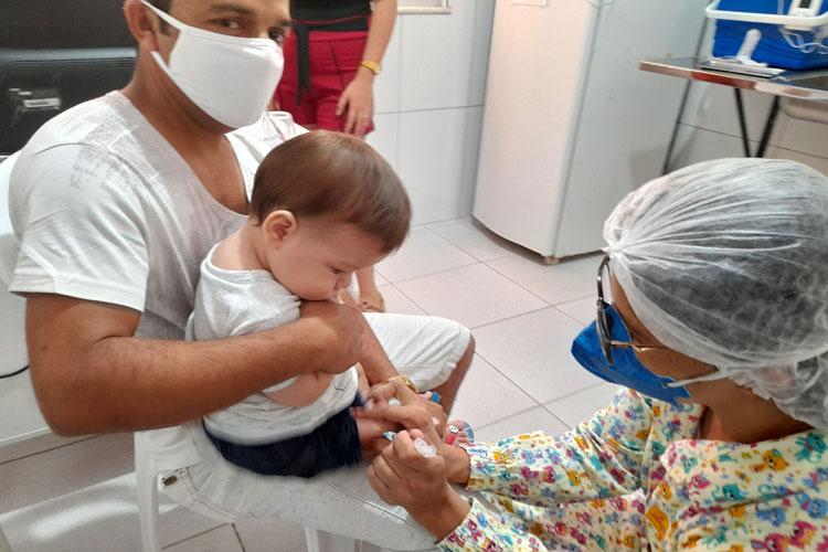 Primeira semana de vacinação contra H1N1 atinge meta em Brumado; pandemia ajudou a conscientizar público alvo