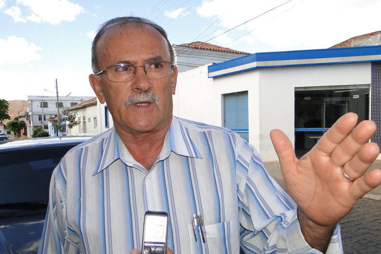 'Existe grande possibilidade de fechar com Vitor Bonfim em Brumado', diz presidente do PT