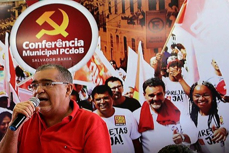 Brumadense Everaldo Augusto é eleito presidente do PCdoB em Salvador