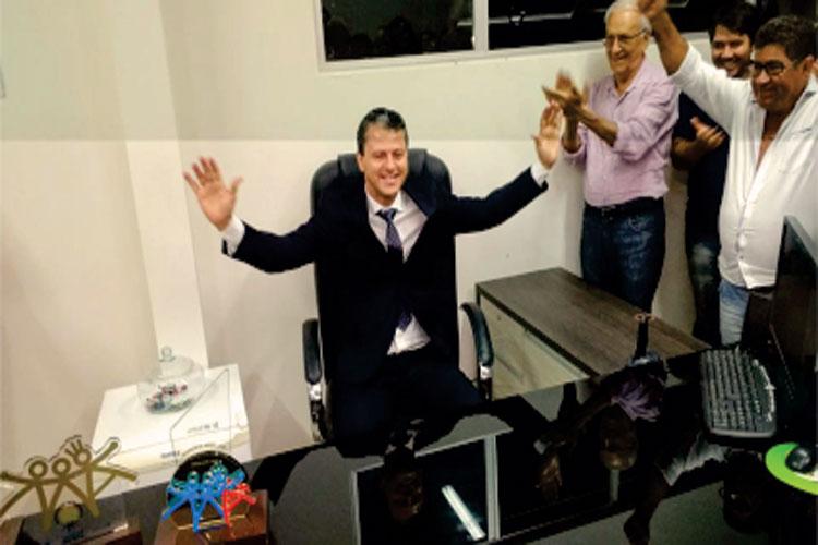Caetité: Com Governo impopular e administração desastrosa, Aldo Gondim anuncia que disputará reeleição