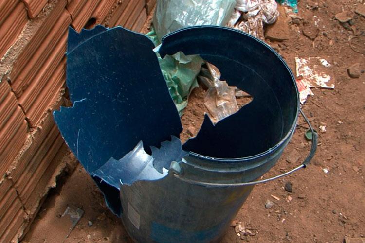 Bebê de 1 ano e 4 meses morre afogado após cair em balde no oeste da Bahia