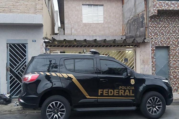 Operação da Polícia Federal cumpre mandados contra fraudes na previdência na Bahia
