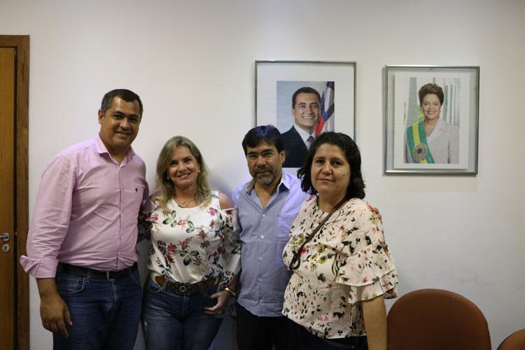 Deputada Ivana Bastos solicita melhorias para o Mercado Municipal de Riacho de Santana
