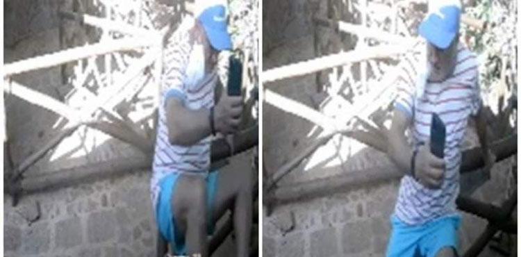 Câmeras flagraram ex-secretário de saúde da Bahia invadindo restaurante em Salvador