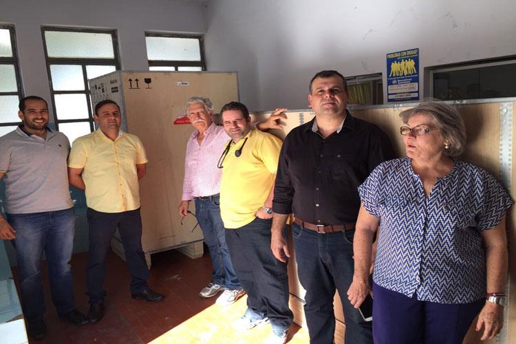 Sesab envia arco cirúrgico para o Hospital Municipal Professor Magalhães Neto em Brumado