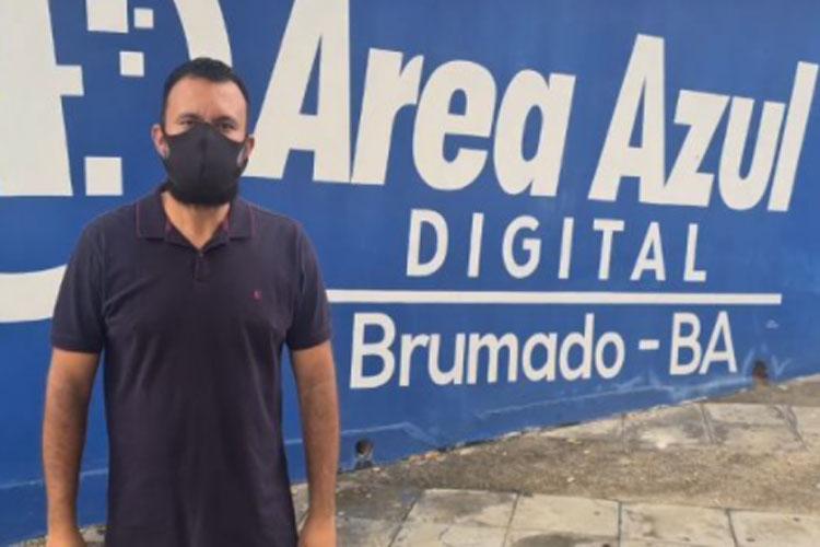 Contra cobrança da Área Azul no lockdown, Beto Bonelly sai em defesa do comércio de Brumado