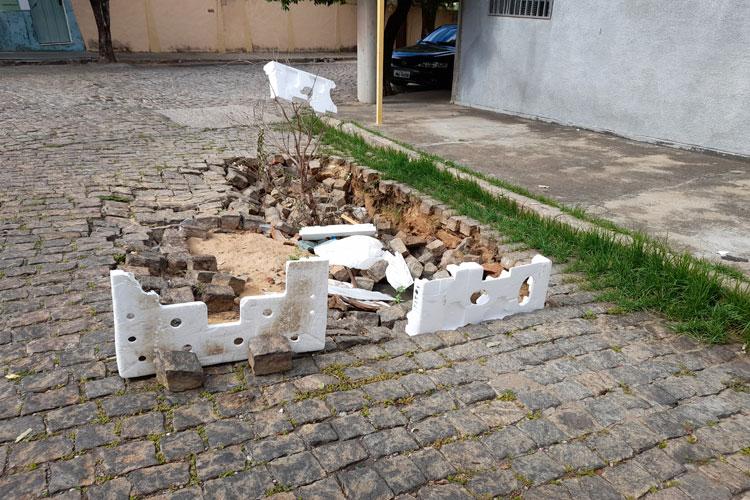 Brumado: SMTT e Seinfra alinham ações para agilizar operação tapa buracos