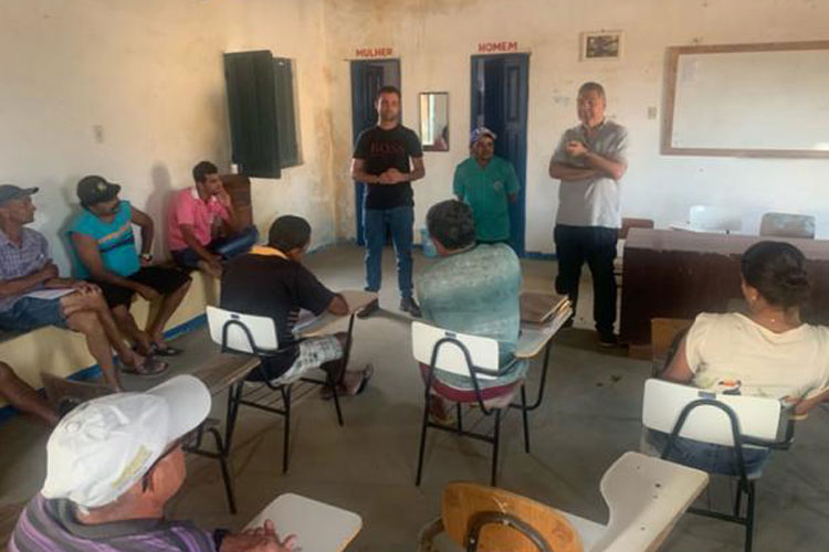 Brumado: Vereadores situacionistas participam de eventos com pré-candidato oposicionista