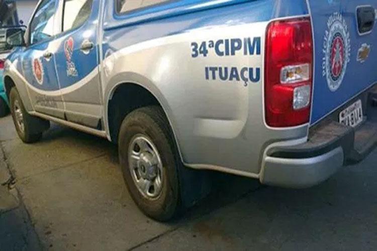 Criminoso é capturado suspeito de furto e importunação sexual em Ituaçu