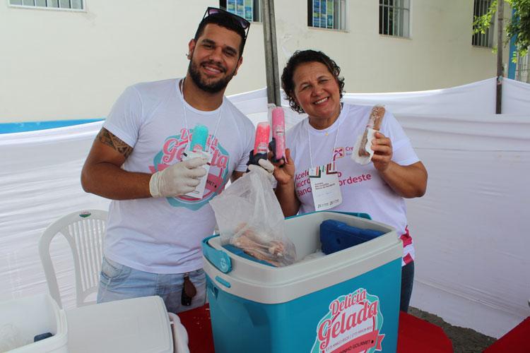 Brumado: Visão empreendedora ajuda família a produzir renda com geladinho gourmet