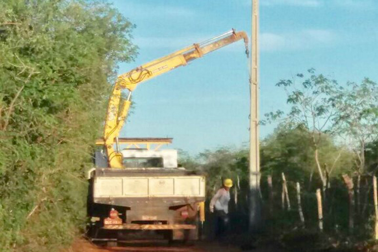 Luz Para Todos é viabilizado em Caculé por meio do deputado Luciano Ribeiro
