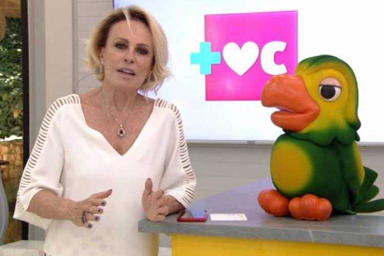 Ana Maria Braga revela que está com câncer de pulmão: 'Vou sair dessa'