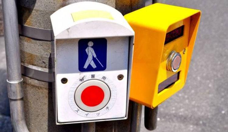 Resolução obriga instalação de semáforos com aviso sonoro para deficientes visuais
