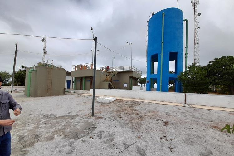 Aracatu: Um mês após sistema de abastecimento ser inaugurado, Piabanha ainda cobra água nas torneiras