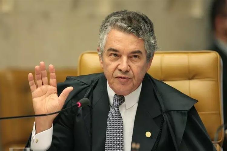 Ministro Marco Aurélio, do STF, pede à PGR afastamento de Jair Bolsonaro