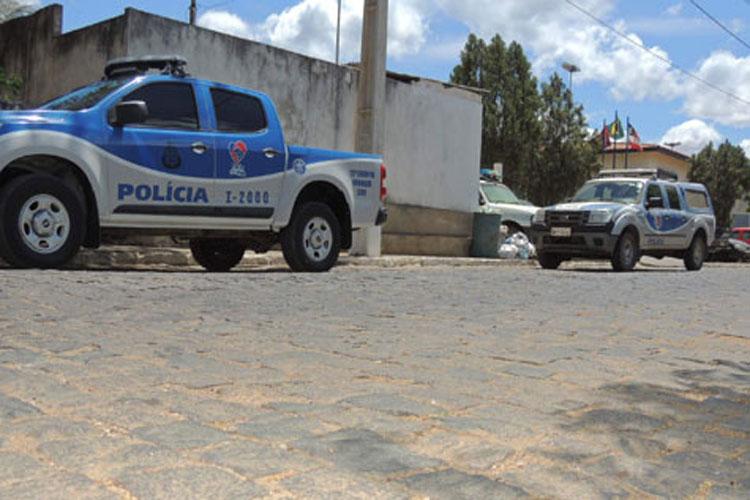 Polícia Civil prende condenado por tráfico de drogas em Brumado