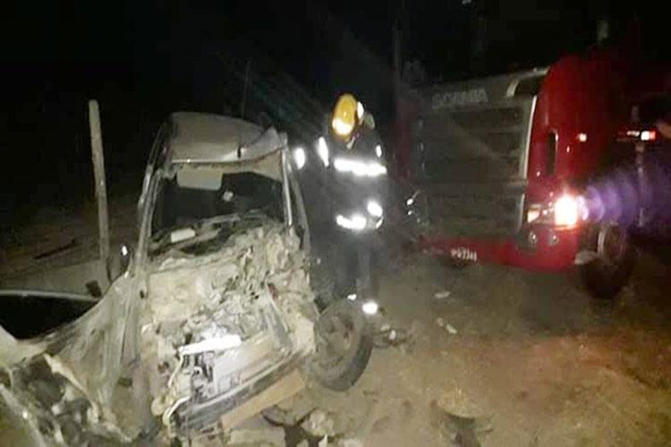Motorista brumadense se envolve em acidente com vítima fatal na MG-122