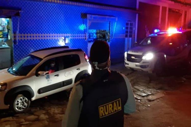 Bares são fechados no Distrito de Mato Grosso na zona rural de Rio de Contas