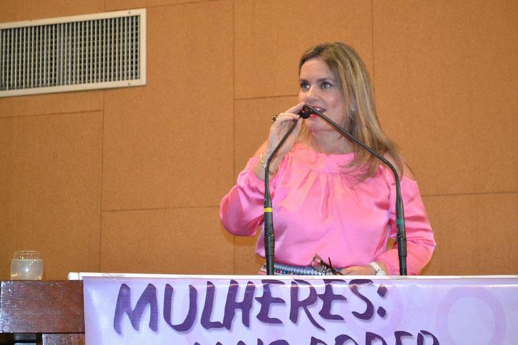 Ivana Bastos garante que condenados por violência contra a mulher não assumam cargos públicos