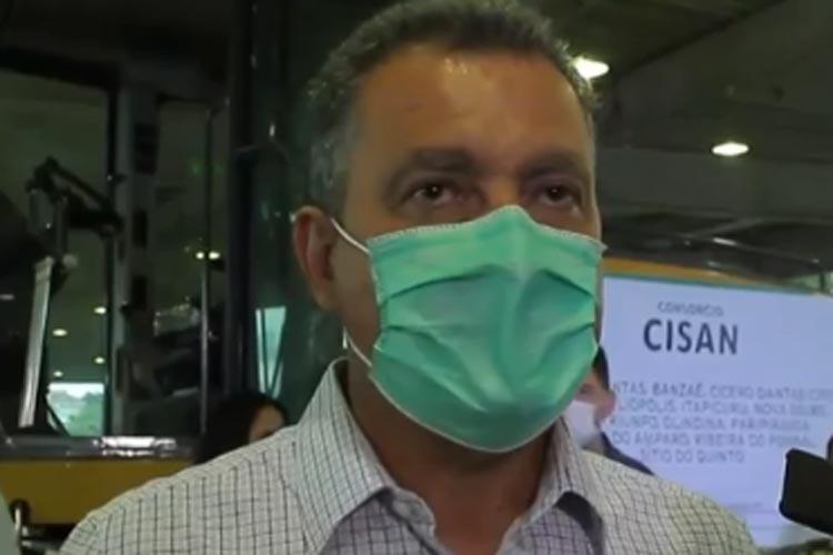 Governo da Bahia assina protocolo para desenvolver vacina chinesa