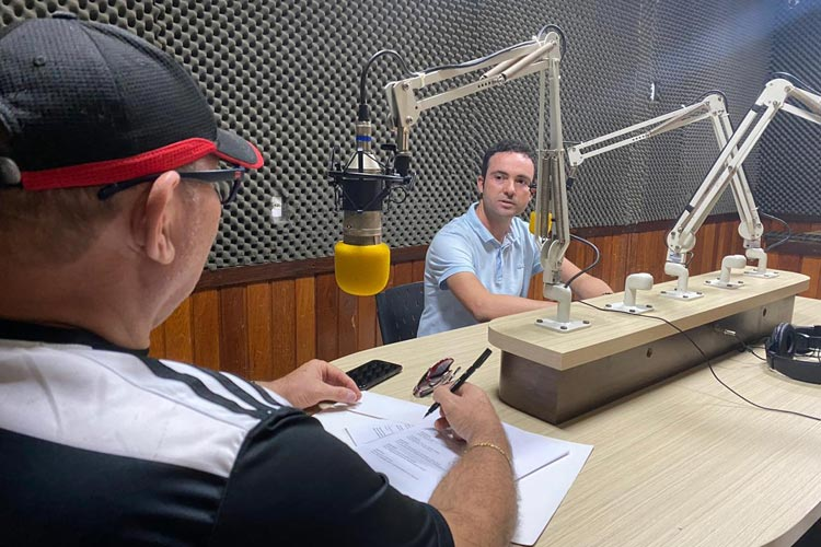 Brumado: Fabrício Abrantes afirma que entrou na política para 'lutar contra o continuísmo'