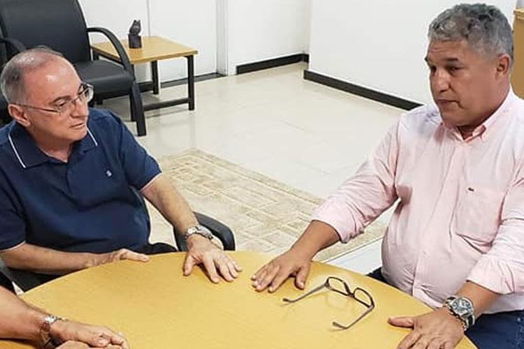 Ex-prefeito se aproxima do governo Rui Costa para voltar a comandar Brumado