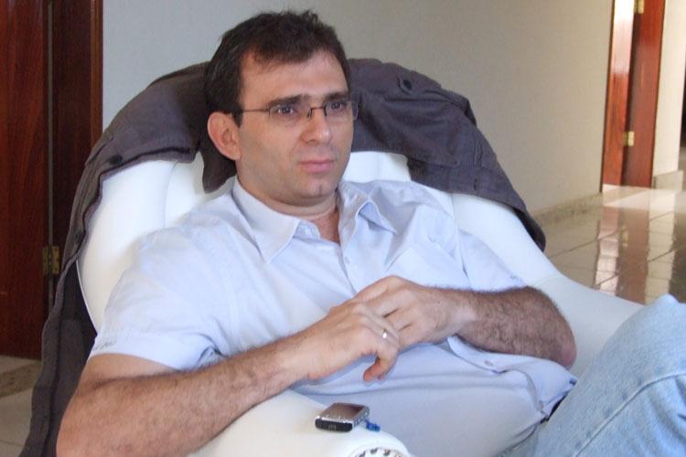 H1N1: Após ficar quase dois meses internado, ex-prefeito de Rio de Contas tem alta médica
