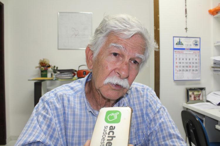 Brumado sairá de um retrocesso de quase meio século, diz prefeito ao comemorar aprovação do plano de saneamento