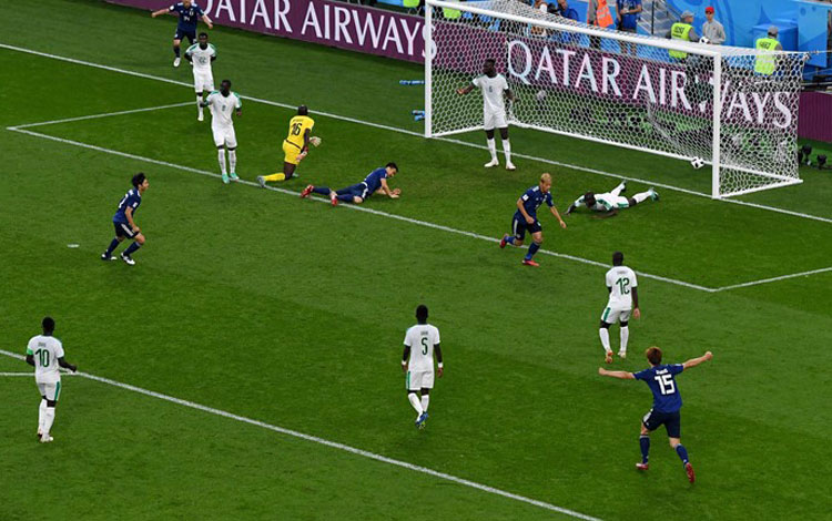 Copa do Mundo 2018: Japão e Senegal ficam no empate