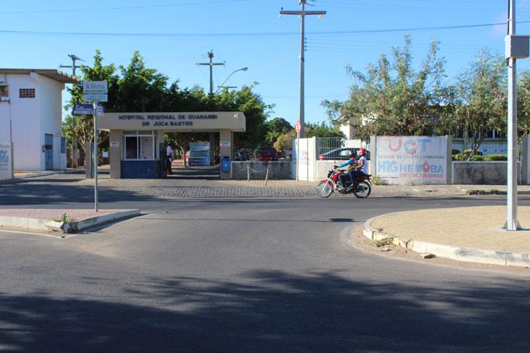 Jovem engole 15 pedras de crack e é internado no Hospital Geral de Guanambi